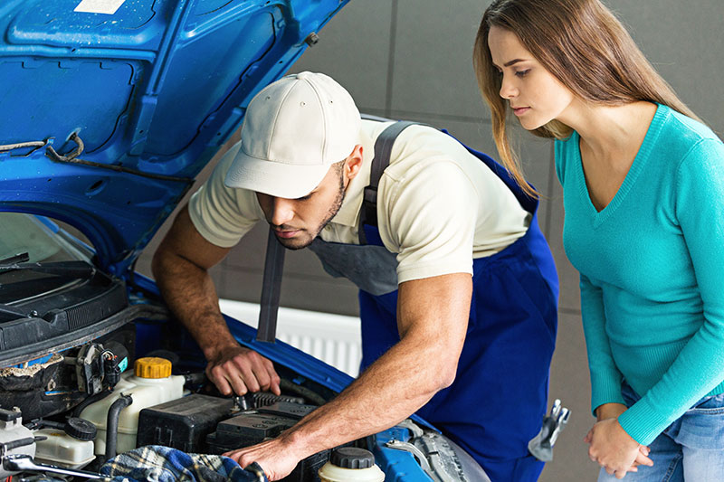 Elite Auto Experts: What services does the mechanic shop near me offer?