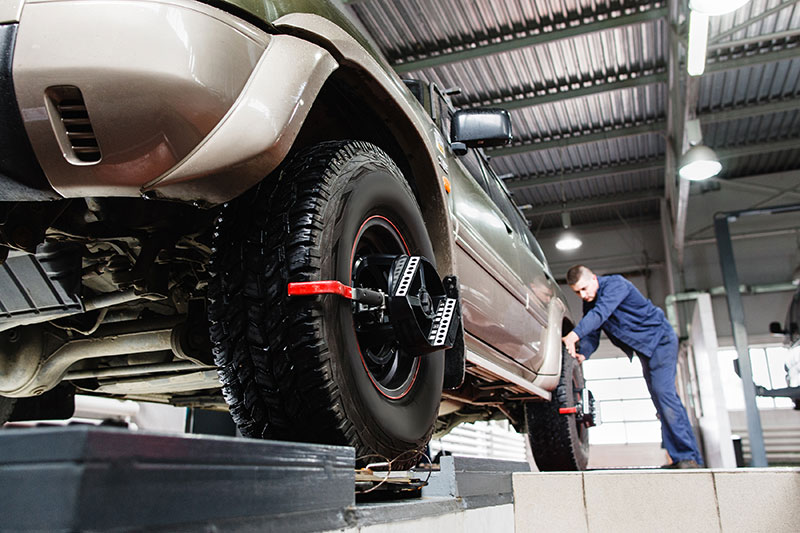 What is a wheel alignment and do you really need one?